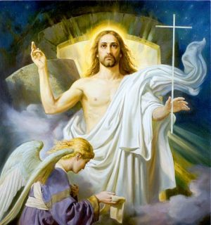 EASTER SUNDAY OF THE RESURRECTION OF THE LORD – APRIL 16, 2017