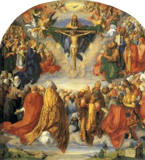 THE MOST HOLY TRINITY – JUNE 11, 2017