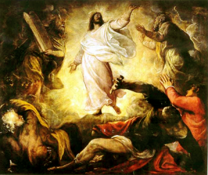 THE TRANSFIGURATION OF THE LORD – AUGUST 6, 2017