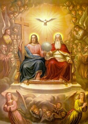 MOST HOLY TRINITY – MAY 27, 2018.