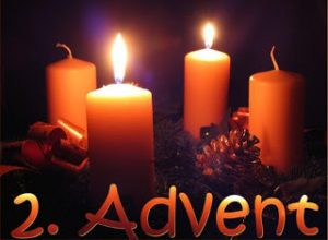 SECOND SUNDAY OF ADVENT – DECEMBER 8, 2019