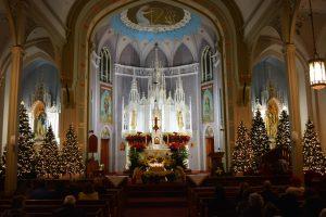 Ünnepi miserend a karácsonyi időszakban (Szent Imre és Szent Erzsébet)