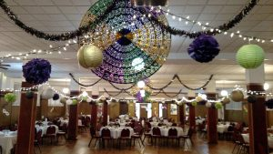 """MARDI GRAS"" DINNER – FEBRUARY 9, 2020"