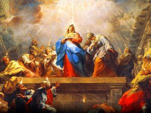 PENTECOST SUNDAY – May 31, 2020
