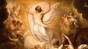 THE ASCENSION OF THE LORD – May 24, 2020
