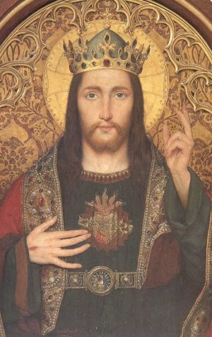 LORD JESUS CHRIST, KING OF THE UNIVERSE – November 22, 2020